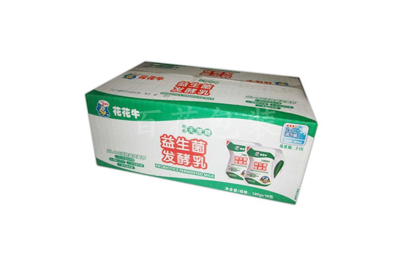 郑州彩箱包装客户:河南花花牛乳业集团股份有限公司