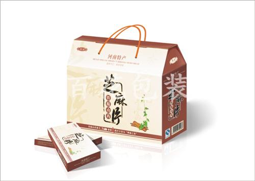 食品类纸箱加工