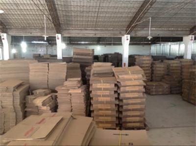 郑州新威尼斯入口 包装厂房风采