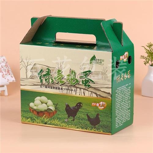 鸡蛋纸箱定制