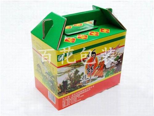 郑州食品类纸箱