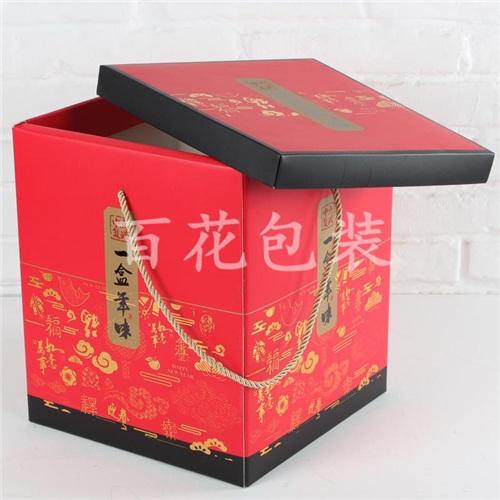 郑州纸箱礼盒厂家