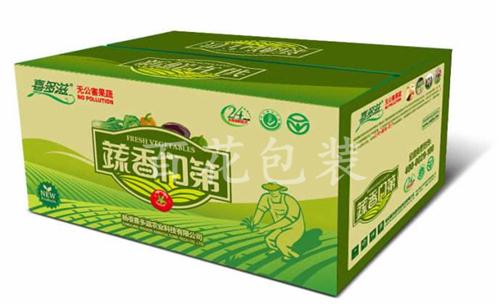 蔬菜纸箱厂