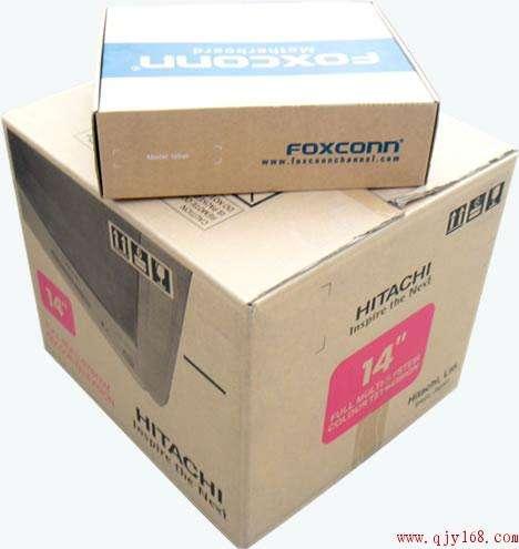郑州纸箱厂分享牛皮纸箱容易破损的原因
