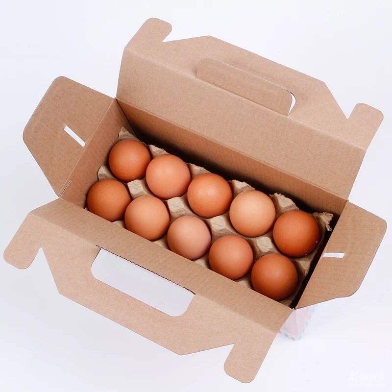 开封土鸡蛋纸箱包装
