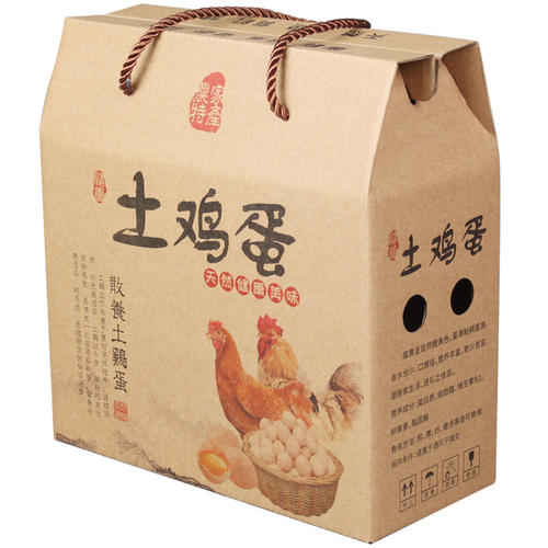 長治雞蛋紙箱包裝