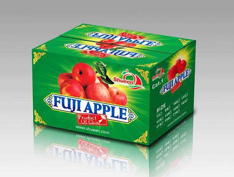 洛阳水果纸箱厂家