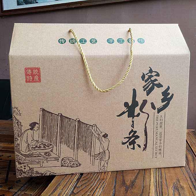 许昌粉条纸箱包装