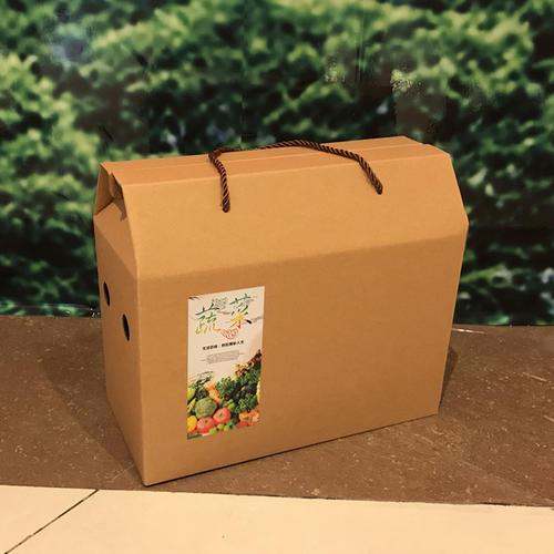 焦作蔬菜纸箱设计
