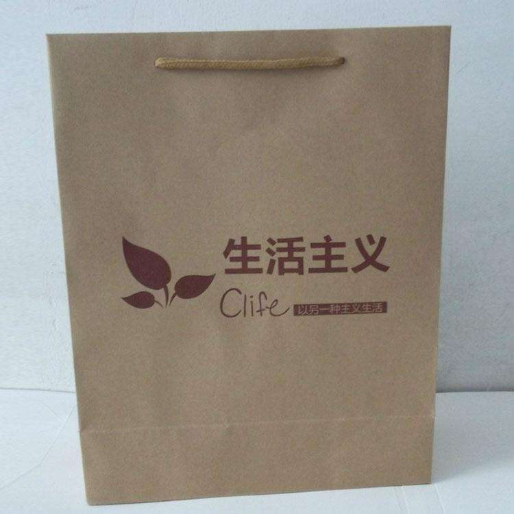 牛皮紙袋設計