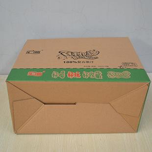平顶山饮料纸箱厂家