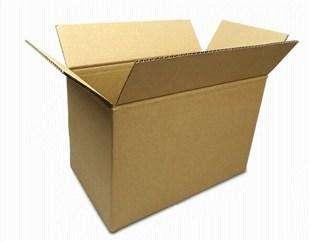新鄉紙箱廠分享快遞紙箱的重量
