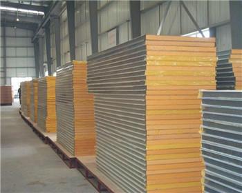 彩鋼隔熱板