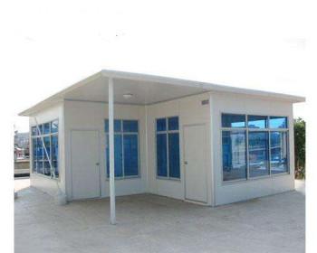 赤水仙琅彩鋼結構活動板房的3大優點
