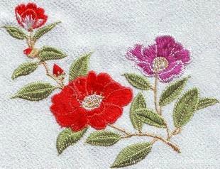 电脑绣花将成为传统艺术刺绣的重要部分,你赞同吗?