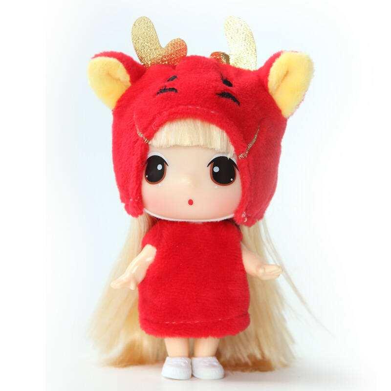 河南毛绒玩具公主型 造型逼真
