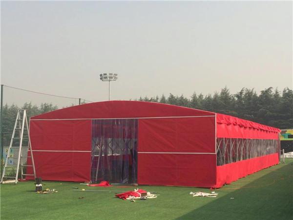 西安遮阳棚-推拉篷