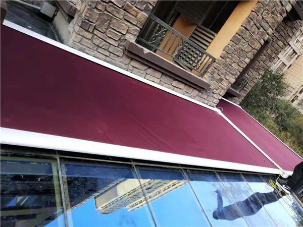 金太阳西安伸缩雨棚-完善的售后服务,让您更放心