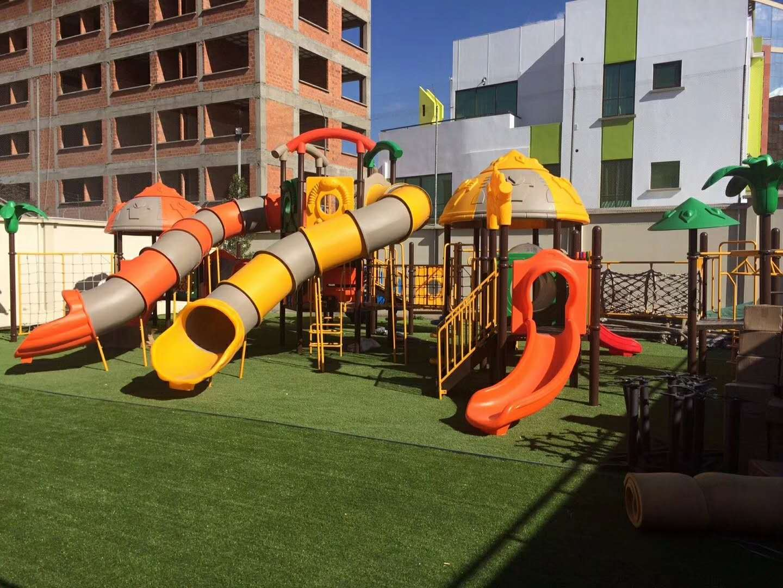 西安幼儿园户外玩具展示