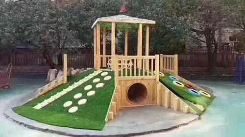 幼儿园大型玩具非标、非标定制