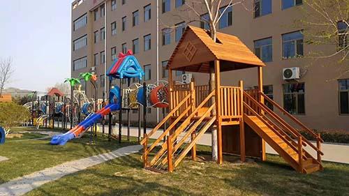 西安幼儿园玩具滑梯