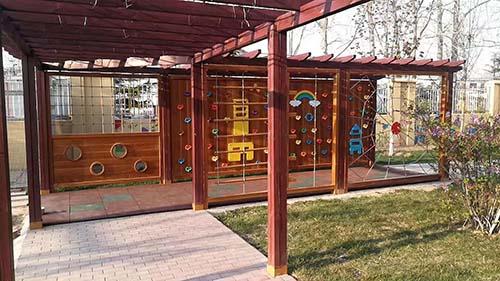 西安幼儿园户外玩具非标定制