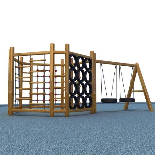 西安幼儿园滑梯