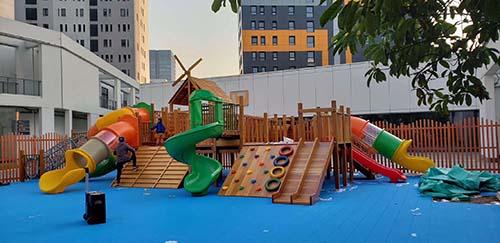 西安幼儿园户外玩具厂家
