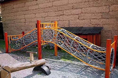 幼儿户外设施