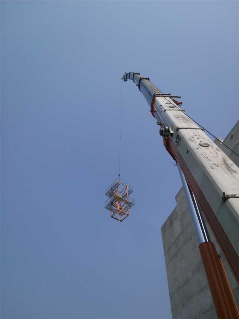 宜昌大件设备吊装