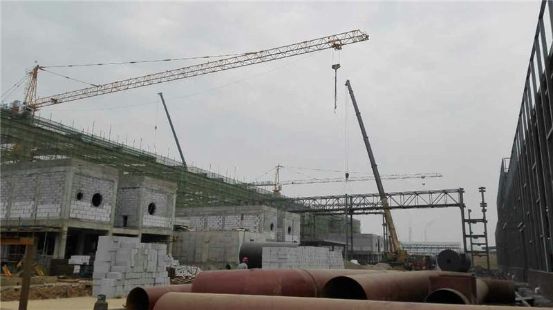 塔吊吊装设备