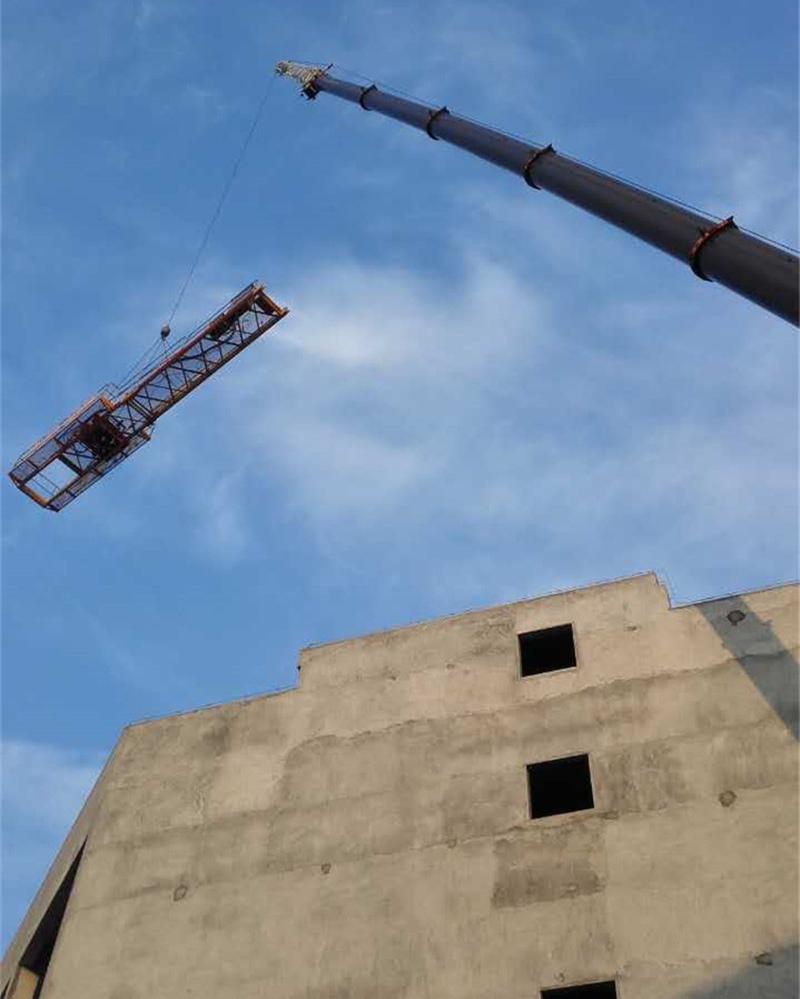 高空设备吊装