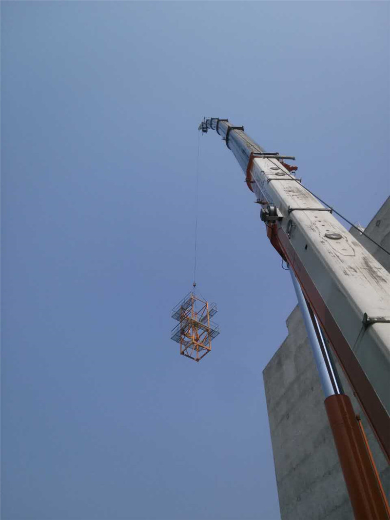 宜昌高空设备吊装时需要注意的事项