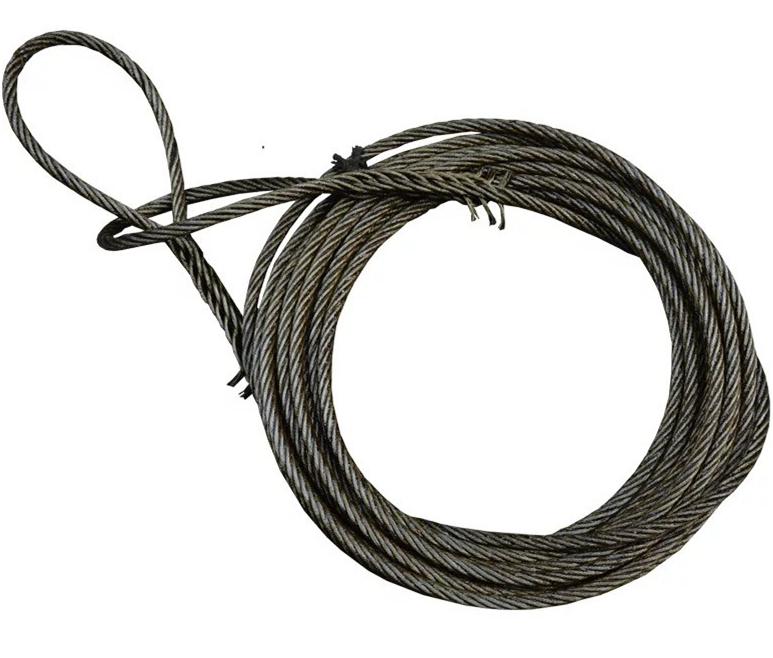 吊車進行吊裝作業時如何選擇吊裝繩索
