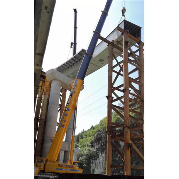 宜昌桥梁设备吊装