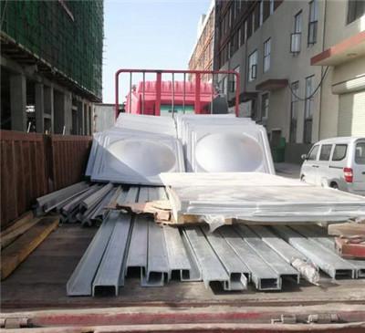 河南不锈钢水箱厂家的成功案例