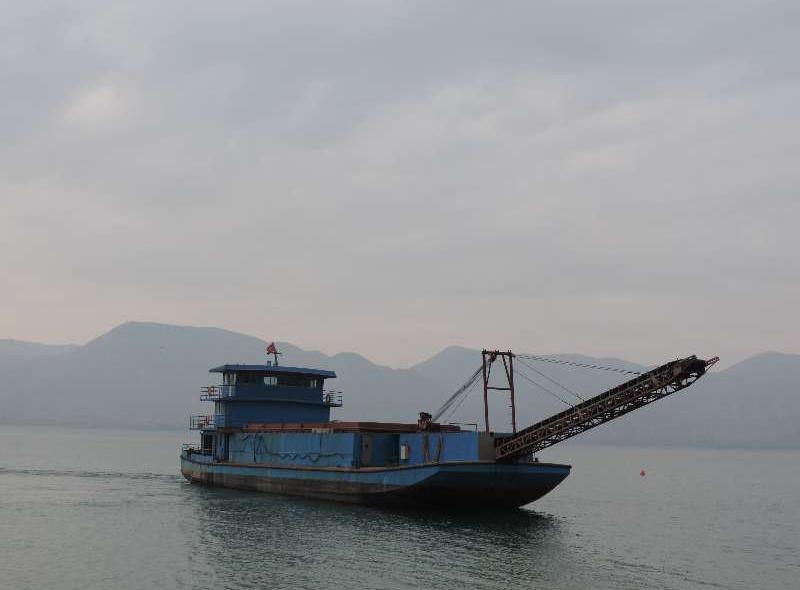 四川造船厂合作案例