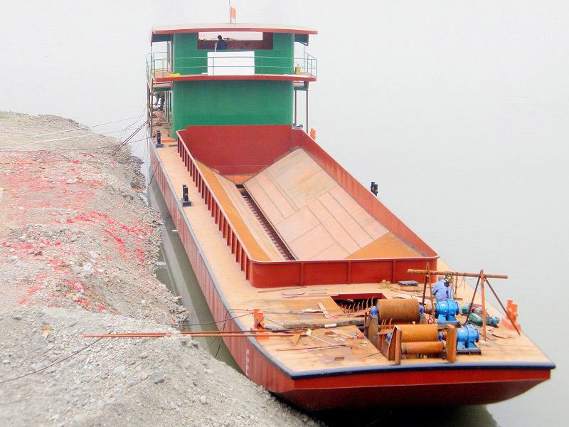 四川船舶制造-运输船