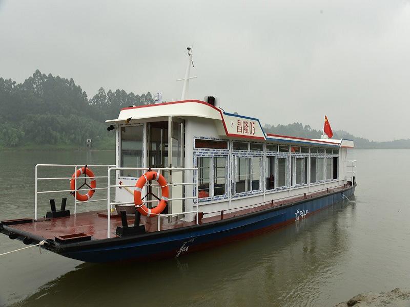 四川船舶制造-客船