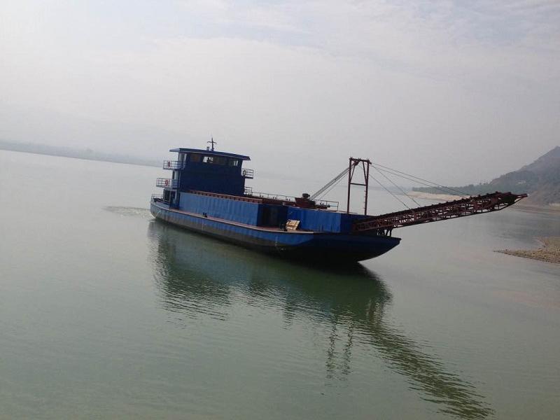 四川造船厂-运输船