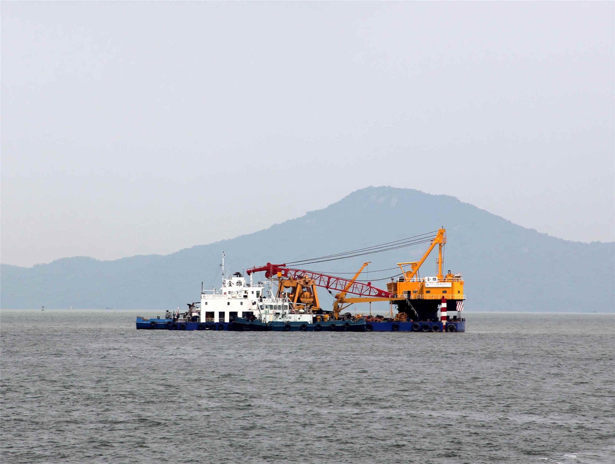 四川挖泥船