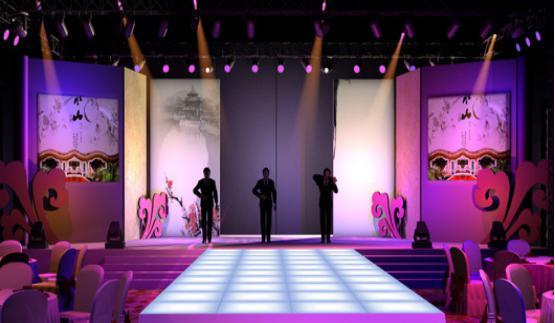 舞台灯光系统设计