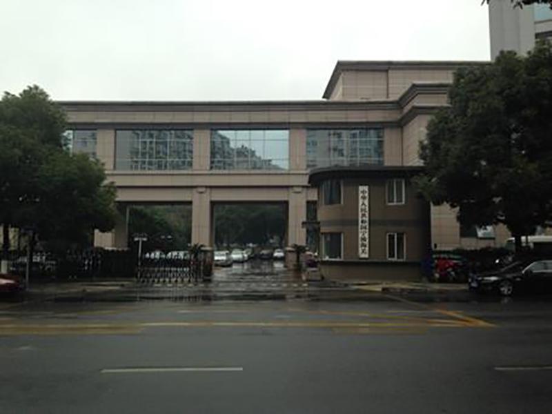 宁波海关监控指挥中心