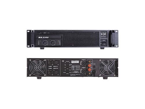 【SE AUDIOTECHNIK】MA 2000 系列功率放大器