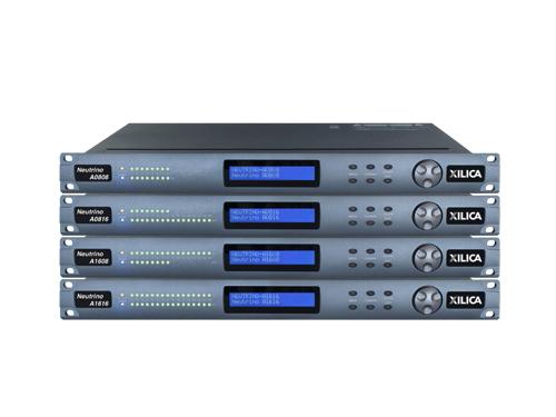 A系列开放式的数字音频媒体矩阵