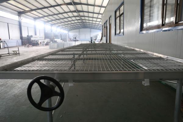 安平天程农业设备厂工厂一角