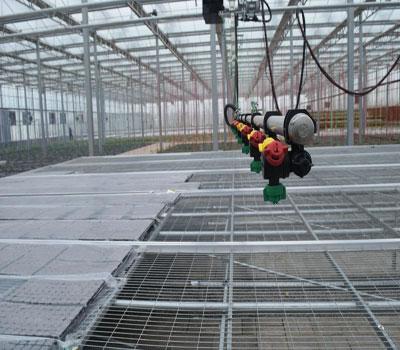 河北温室喷灌苗床