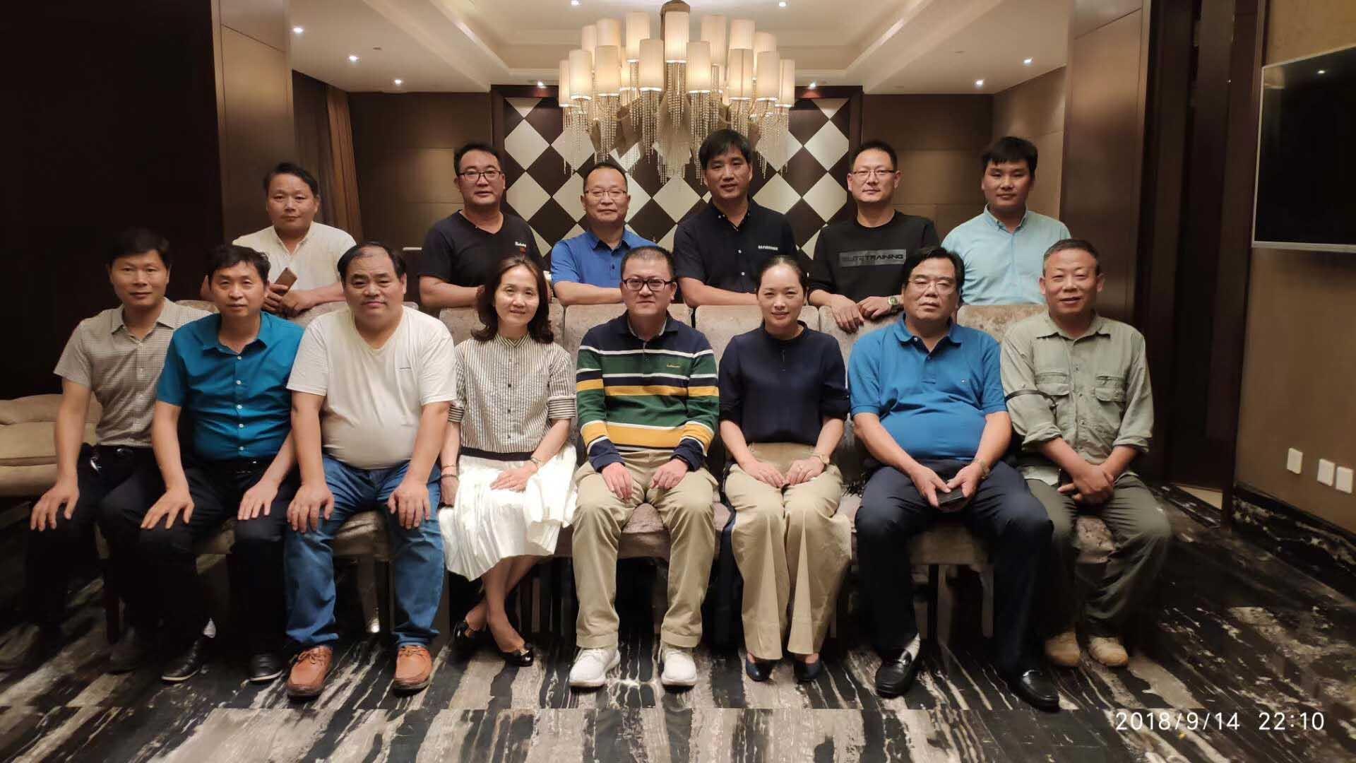 上海医道社第十一期私董会合影