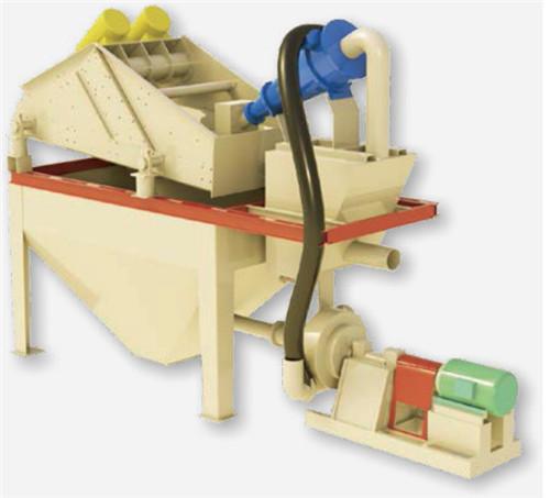 尾砂回收装置