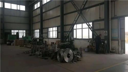 天元宝新机械设备厂房